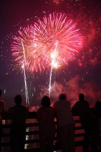 Fireworksred