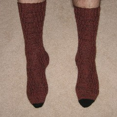 Gentleman's Fancy Socks.JPG