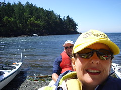 Kayaking in the San Juans