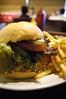Cheddar Cheese Burger, Chelsea Market, Akihabara