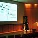 Brenda Winkel giving a presentation