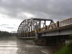 Bridge over the Kootenay