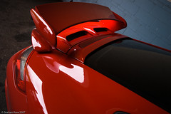It's Functional... Honest! (Graham Rose) Tags: red car 911 things porsche gt3 interestingness48 i500 strobist anawesomeshot
