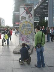 Todd and Bob at Potsdamer Platz (cyuvalc) Tags: berlin yuval