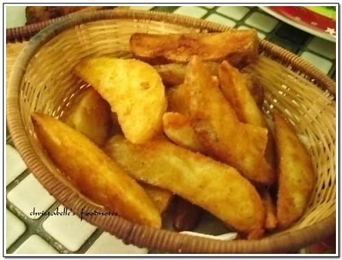 sababa薯條