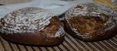 Mrkt surdegsbrd (ja ta) Tags: bread rye figs sourdough