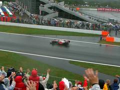 Hamilton's Winning Lap (2007 F1 Japanese GP 9.30)