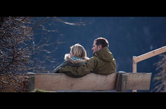 No words required (James Yeung) Tags: love switzerland couple candid romance romantic cinematic wengen interlaken