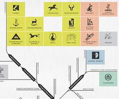 Nicholas Felton on Ape on the Moon (iamalexmathers) Tags: illustration digital corporate graphics designer report nicholas stats diagram data felton annual information infographic infographics deesign feltron