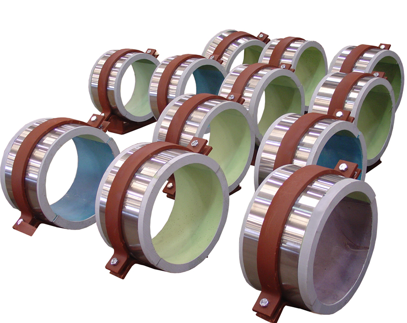 """24"""" Heavy Duty Cryogenic Pipe Supports"""
