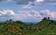 Paesaggio Molisano - Macchia Valfortore (Marioleona) Tags: italy church landscape nuvole paisaje paisagem land paesaggio landschap molise appennini macchia sanniti occhito valfortore mariobrindisi
