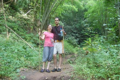 Josh & Tiff Chiang Mai Trek