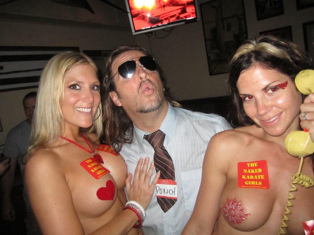 The naked karate girls-4538