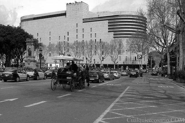 Transporte ecológico barcelonés