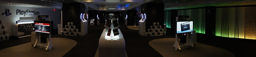 PlayStation Lounge, Manhattan