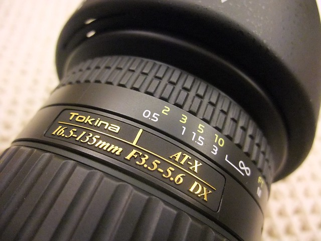 Tokina AT-X 16.5-135mm F3.5-5.6 DX