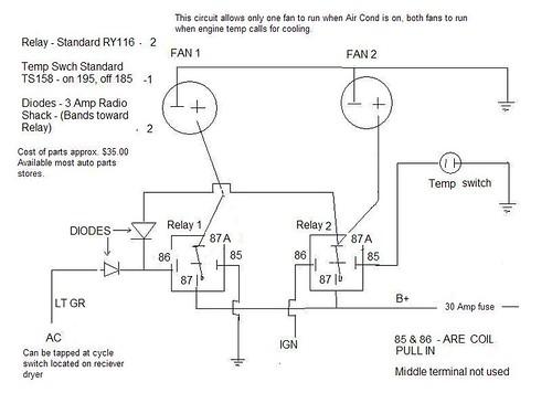 537022814_56e7364f85 1996 mustang cooling fan wiring diagram free wiring diagrams