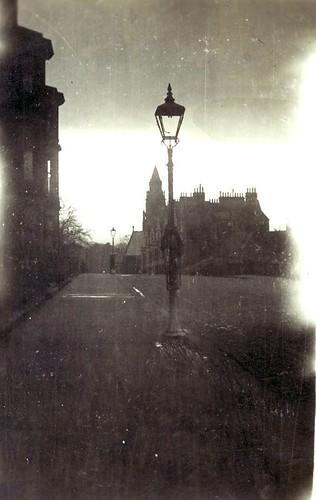 glasgow streetlamp