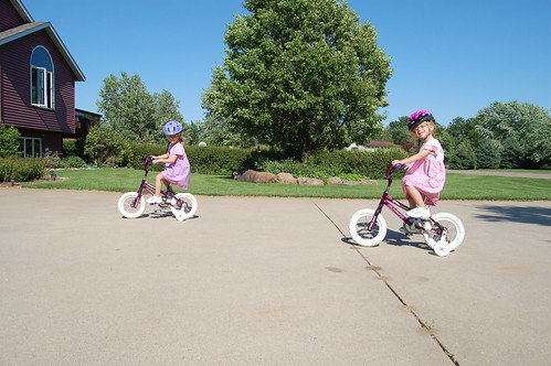 New bike riders...well...not really...