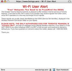 wifi scam