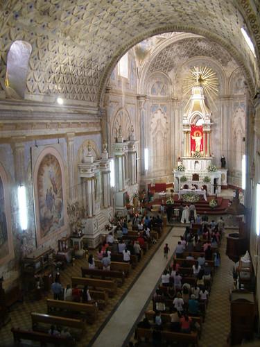Malinalco Church