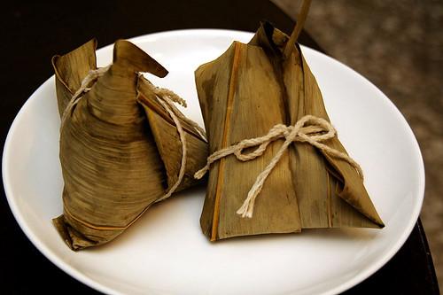 麗芬肉粽之北部粽