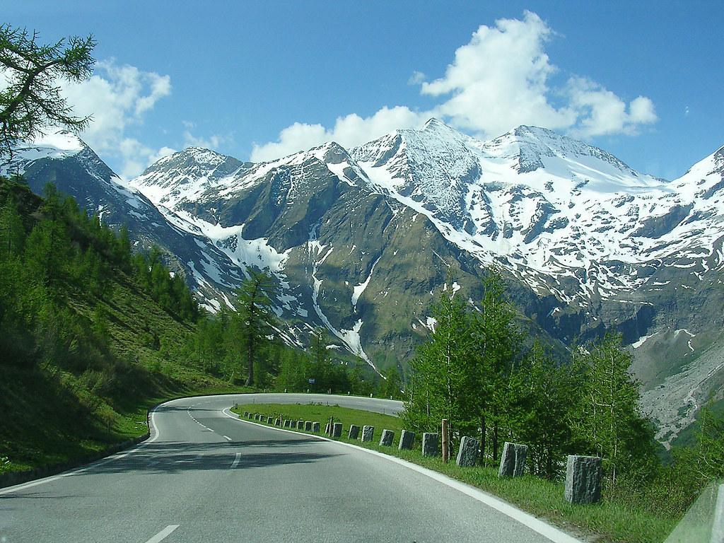 Grossglockner Alpine Road