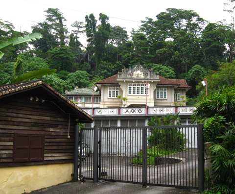 lrg raja chulan mansion