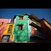 Caminito (© Tatiana Cardeal) Tags: travel argentina colors architecture digital buenosaires shadows laboca tatianacardeal urbandesign 2007 caminito