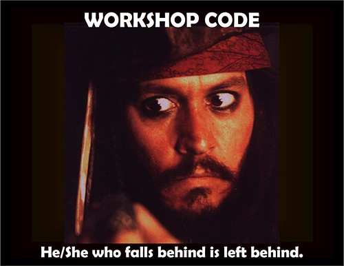 Workshop Code