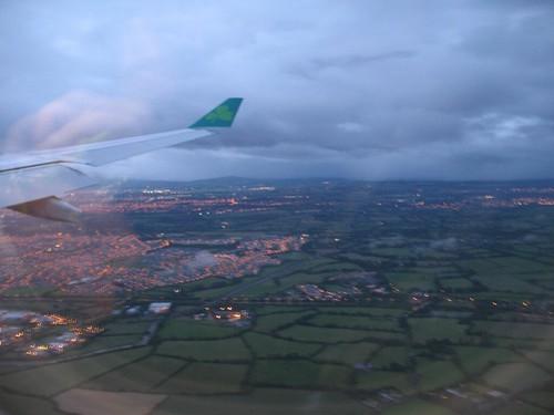 Dublin by Plane