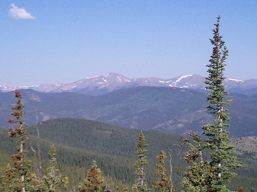 Juniper Pass View III