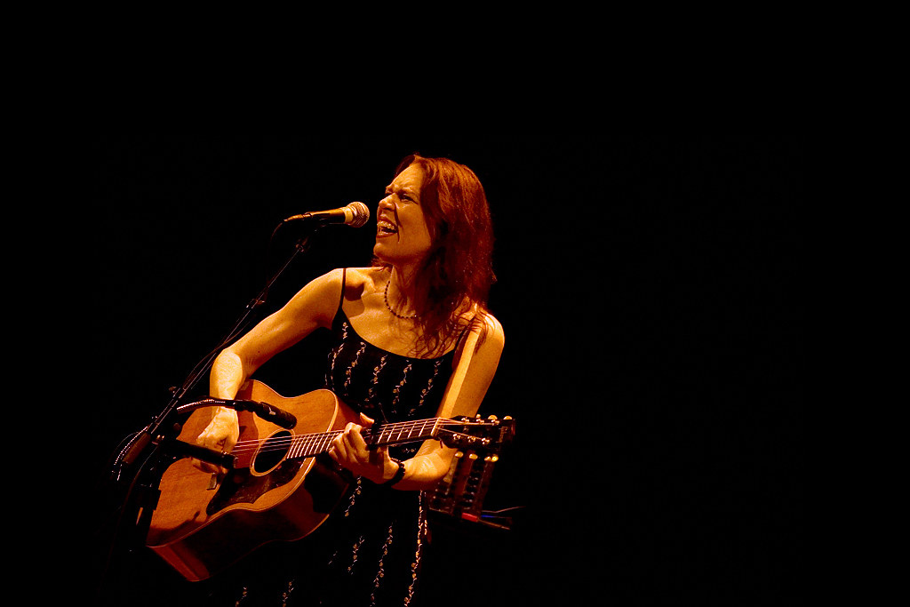 Gillian Welch @ Chinateatern 2007.08.01