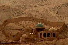 DSC_1131_tuyuguo_scene (kdriese) Tags: china desert muslim uighur xinjiang silkroad turpan taklamakan turfan nikond200 may2007 kendriese tuyuguo