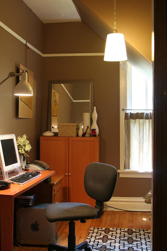 Brandon's Office