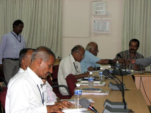 BBMP officials, meeting with concerned citizens today 240807