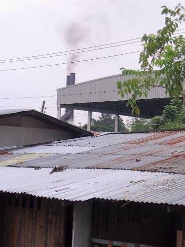 Onnut Road, Bangkok, incinerator