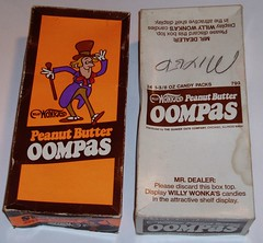 Oompas display box