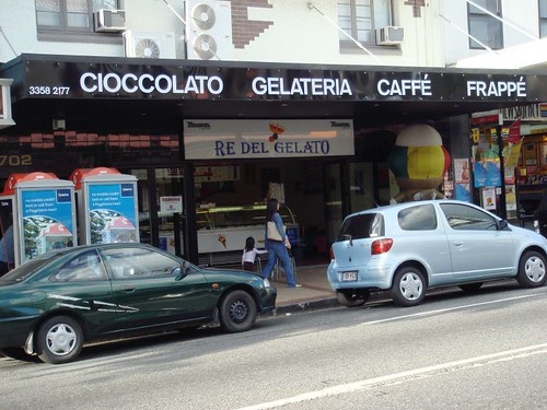 Re Del Gelato New Farm