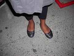 Les pieds de Fabbie