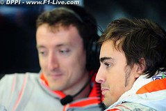 GP Belgica - Alonso