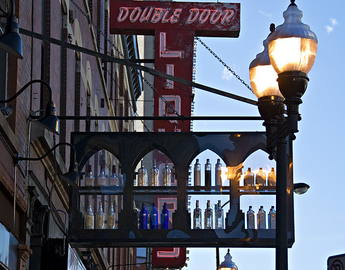 Double Door Liquors