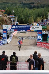 UCIFtBillDH15 (wunnspeed) Tags: scotland europe mountainbike downhill worldcup fortwilliam uci