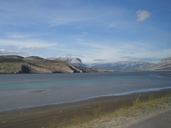 If you're driving on Highway 16 east of Jasper, Alberta (jimbob_malone) Tags: alberta 2007 highway16 greyhoundbus