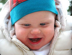 Laugh (ulrhoh) Tags: baby love kids top20childportrait top20childhallfame superhearts