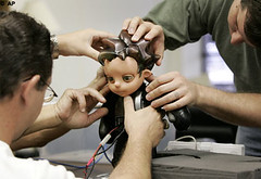 Zeno the Robot Pinocchio