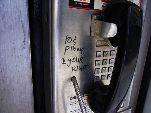 10¢ Phone 2 Your Right