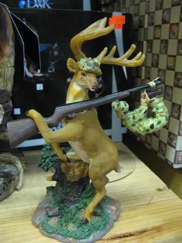Bambi's revenge