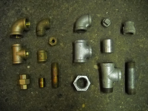 Threaded Brass Fittings