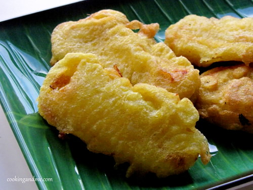 Ethakka Appam Recipe